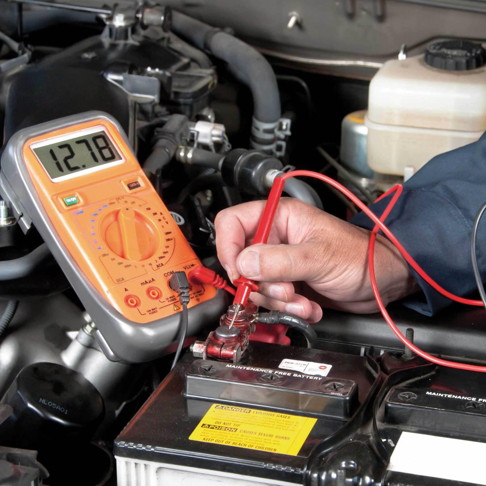 Check-Up e Revisão Parte Elétrica