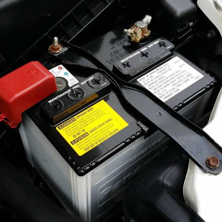Instalação e Troca de Baterias